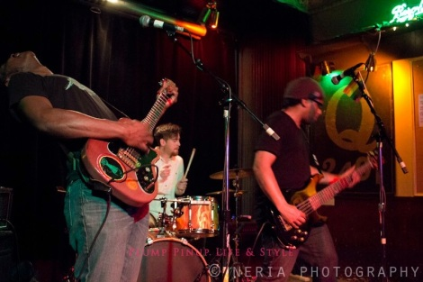 Photo: The Moses Gun playing at Queer Amp at Quenchers. Photo source: Google Images, Jessica Neria Photography