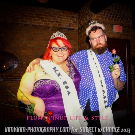 Photo: Mx. Queer (U)SA pageant for Subject to Change at the Burlington. Photo source: Google Images, IAMKIAM Photography 8 the winner is announced
