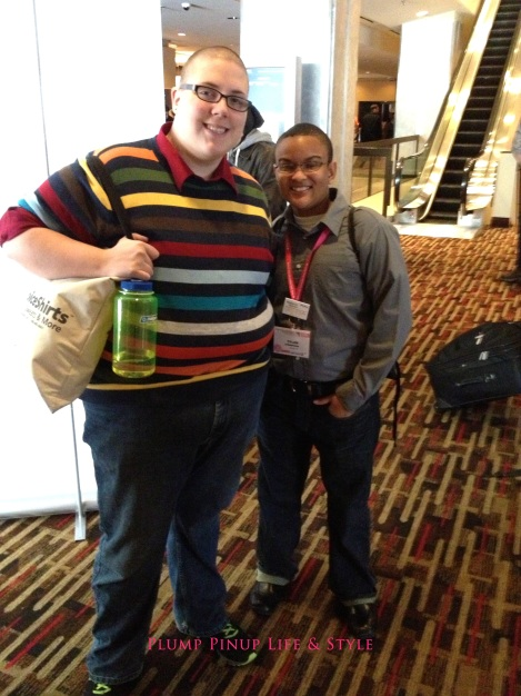 Photo: Sunday 4 Creating Change 2013 National Gay and Lesbian TaskForce conference at the Hilton Atlanta, Georgia. Google Images Butch Bestie and Tyler