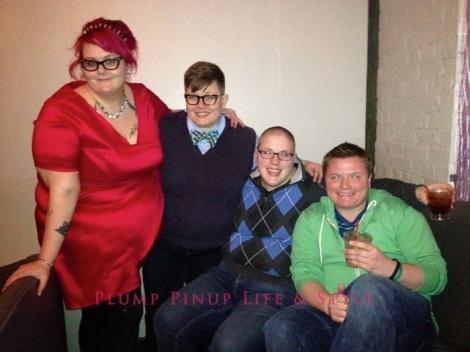 Photo: Cincinnati trip Photo source: Google images 9 Below Zero The Cabaret drag show group photo