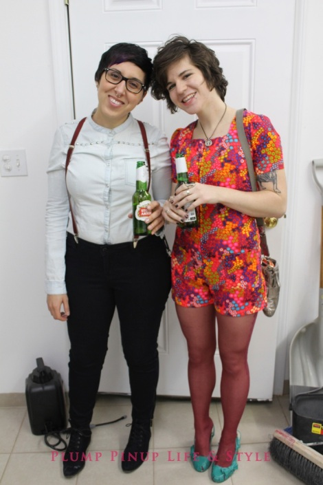 Photo: So Very Alive: Performing Feminist and Queer Utopias, Futures and Dreams at Rumble Arts Center. Image Source: Google Images 6 Carrie and Ri