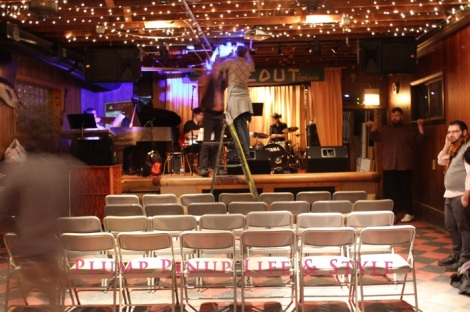 Photo: Making Out With Wes Perry at The Hideout Photo Source: Google Images. 3 Setting up The Hideout