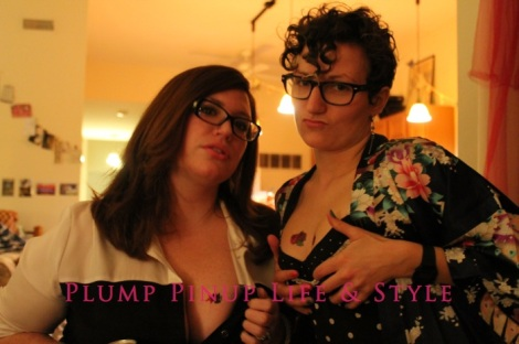 Photo: Anita Butch's birthday slumber party. Photo source: Google Images, Kate Sosin 3 Cassandra and Cassie with temporary boob tattoos in my honor