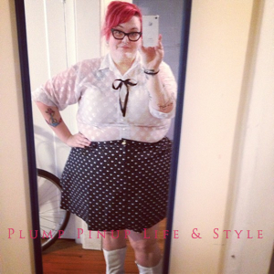 Photo: Instagram OOTD Roundup April/May 2013 Photo Source: Google Images Domino Dollhouse heart print skirt