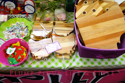 Photo: Crafty Supermarket Spring 2013 at Clifton Cultural Arts Center in Cincinnati, Ohio. Photo source: Google Images Ohio coasters and cutting boards from Wholly Craft!