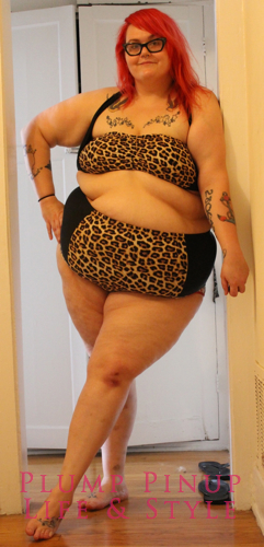 Photo: Swimsuits for Summer 2013 Photo source: Google Images, Anita Butch Me wearing Forever 21+ cheetah print high waisted retro plus size bikini