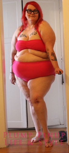 Photo: Swimsuits for Summer 2013 Photo source: Google Images, Anita Butch Me wearing Forever 21+ hot pink high waisted retro plus size bikini