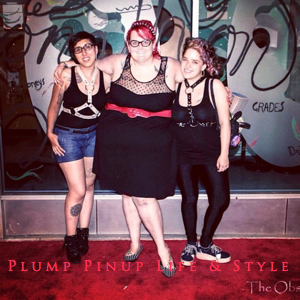 OOTD: Instagram Roundup July 2013 Photo Source Google Images Salonathon red carpet in my Torrid Dress with mesh dot accent