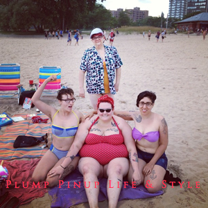 OOTD: Instagram Roundup July 2013 Photo Source Google Images Grace's birthday at Hollywood Beach wearing retro style swimsuit from Walmart in red with white polka dot