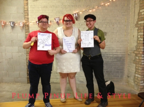 Photo: Make your own gendertastic coloring book event at Powell's books Photo source: Google Images, Anita Butch My Torrid OOTD with Grace and Lex
