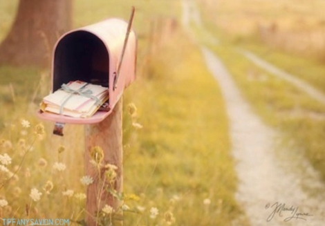 Featured Image: Photo: Pink mail box for mail bag post. Image source: Google Images